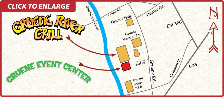 Gruene Event Center Map